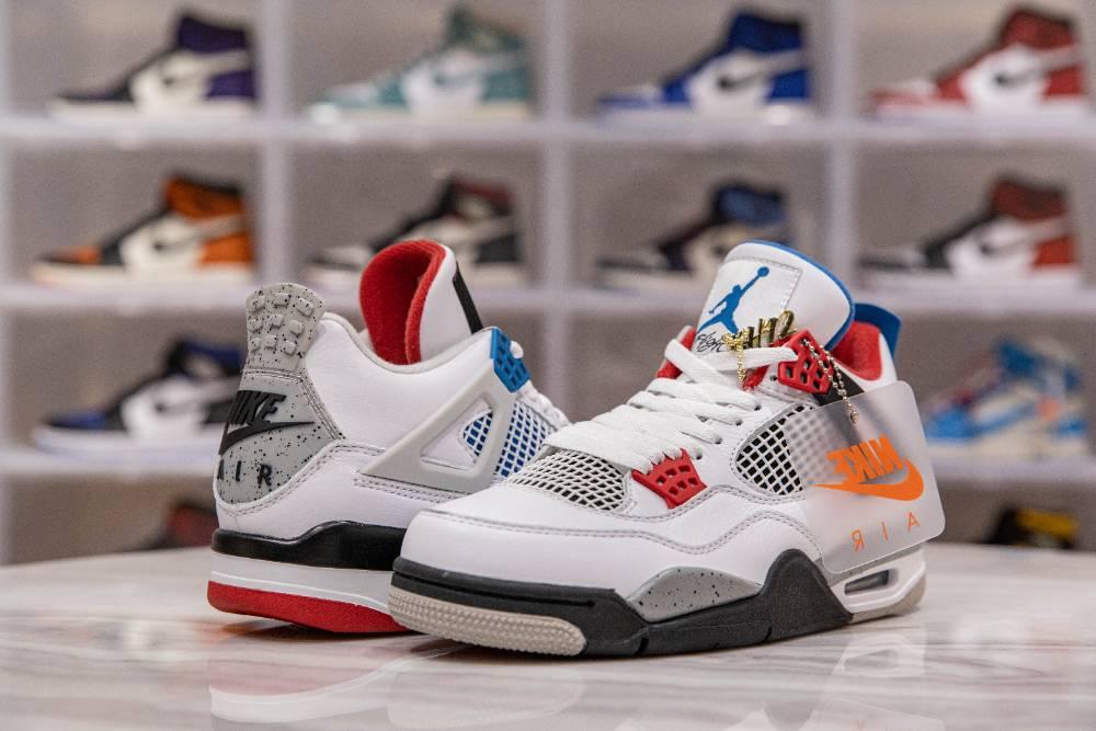 Air Jordan 4 Retro SE 'What The 4'